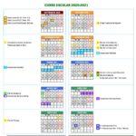 Calendario escolar Córdoba para el curso 2020-2021