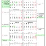 Calendario escolar Huelva para el curso 2020-2021