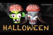 Manualidades para Halloween | El zombie