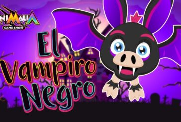 Canción el vampiro negro | Canciones infantiles para Halloween