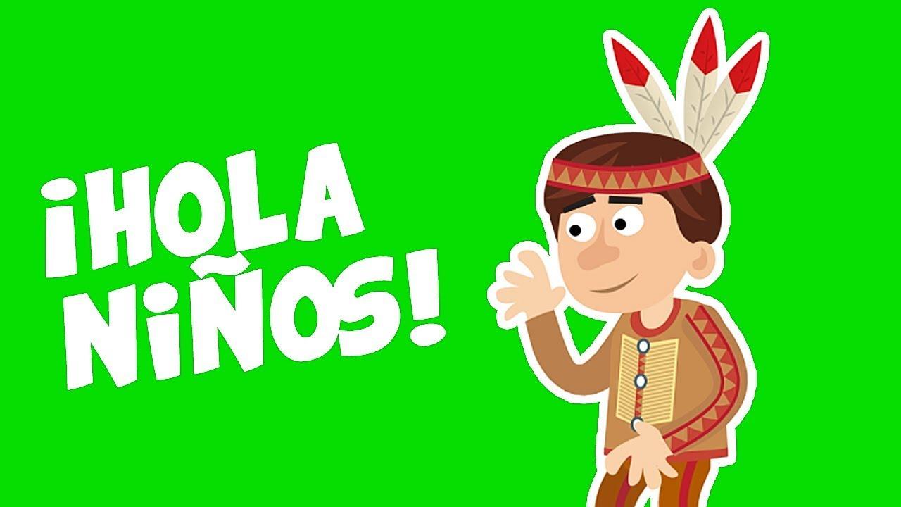 Los Indios Bravos en Educación Infantil