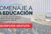 Homenaje a la educación