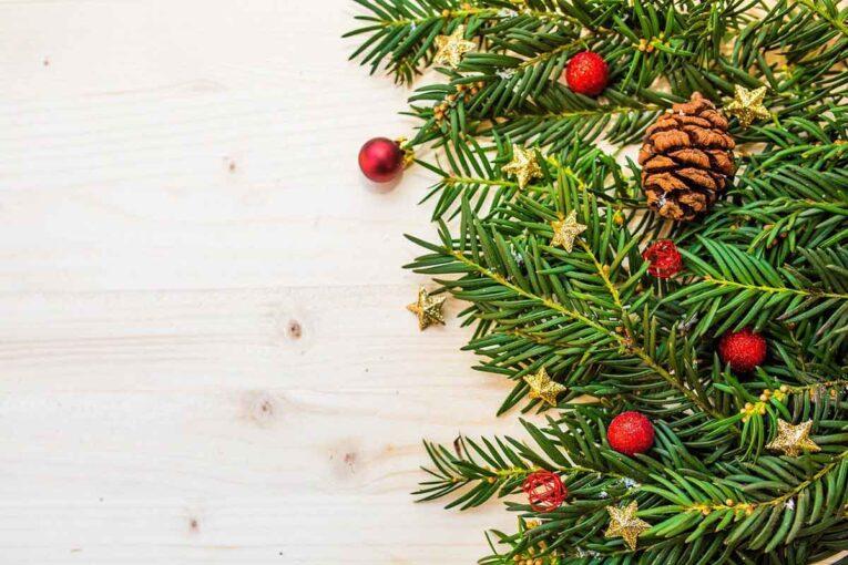 """Decoración Navideña: """"Bolas de Navidad"""""""