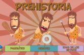 La prehistoria en dibujos animados