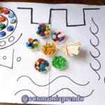 5 ejercicios divertidos de grafomotricidad