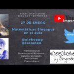 Interesante charla sobre Matemáticas SINGAPUR en el aula