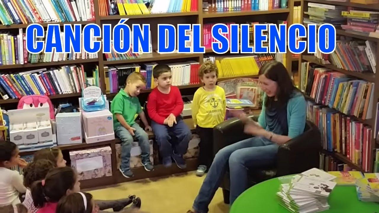 CANCIÓN del SILENCIO para los niños