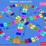 JUEGO del Trivial pursuit de Andalucía