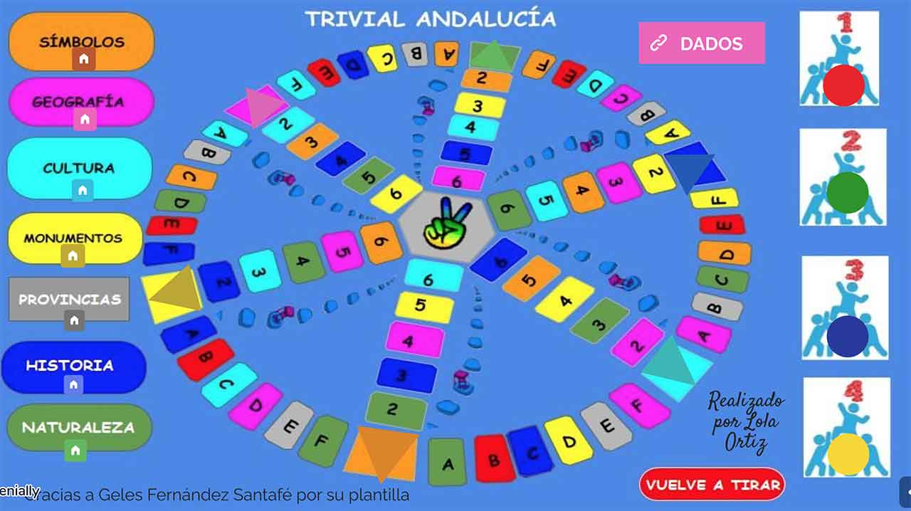 Trivial Andalucía