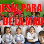 [Vídeo] Poesía para el Día de la madre