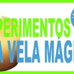 4 EXPERIMENTOS SENCILLOS con VELAS