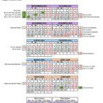 Calendario escolar Almería curso 2021-2022