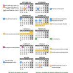 Calendario escolar Cádiz para el curso 2021-2022