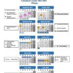 Calendario escolar Málaga para el curso 2021-2022 [Descargar]
