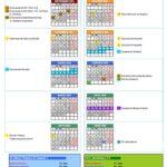 Calendario escolar Sevilla para el curso 2021-2022