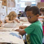 La importancia de que los niños sean felices en el colegio