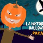 Cuento de Halloween para niños de Educación Primaria